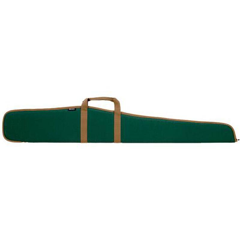 "Bulldog Cases Economy Floating Shotgun Soft Case 52"" Green and Tan BD111"
