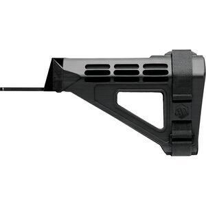 SB Tactical SBM47 Pistol Stabilizing Brace Black Fits AK-47/74 SBM47-01-SB