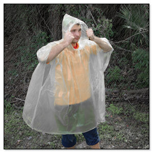 Ultimate Survival Technologies Emergency Poncho 20-310-CP