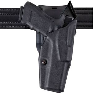 Safariland 6395 ALS Low-Ride Level I Duty Holster Model GLOCK 20, 21 with ITI M3, TLR-1, SureFire X200/X300 Right Hand STX Tactical Finish Black 6395-3832-131