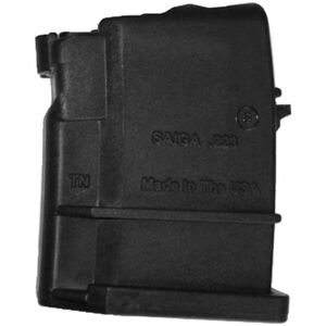 SGM Tactical SAIGA Rifle 10 Round Magazine .223 Remington Polymer Matte Black