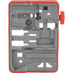 Real Avid AR15 Master Bench Block Polymer