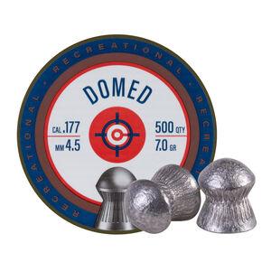 Crosman Domed Pellets .177 Caliber 7 Grain 500pk Case of 12pks