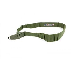 Blue Force Gear UDC Single Point Sling Olive Drab Green Detachable HK Style Hook Adapter UDC-200-BG-HK-OD