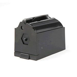 Ruger 77/17 Magazine .17 Hornet 6 Rounds Steel Feed Lips Polymer Black 90397