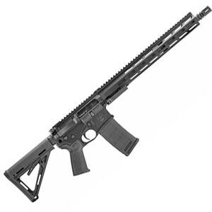"DRD CRD-15 AR-15 Semi Auto Rifle 5.56 NATO 16"" Barrel 30 Rounds DRD QD 13"" Free Float Hand Guard Magpul MOE Stock Ergo Pistol Grip Black Finish"