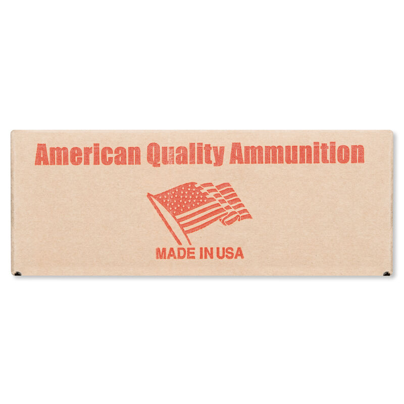 American Quality .357 Magnum Ammunition 250 Rounds FMJ 158 Grain