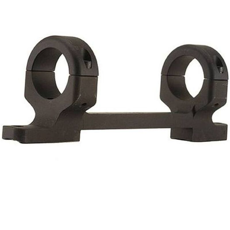 DNZ Products Game Reaper One Piece Scope Mount 30mm Tube High Height Remington 700 Long Action Calibers Aluminum Matte Black 32700