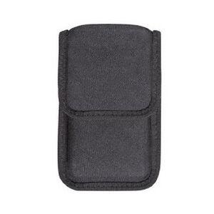 Bianchi 8037 AccuMold Elite Smartphone Case Velcro Closure Belt Clip Size 2 Nylon Weave Black