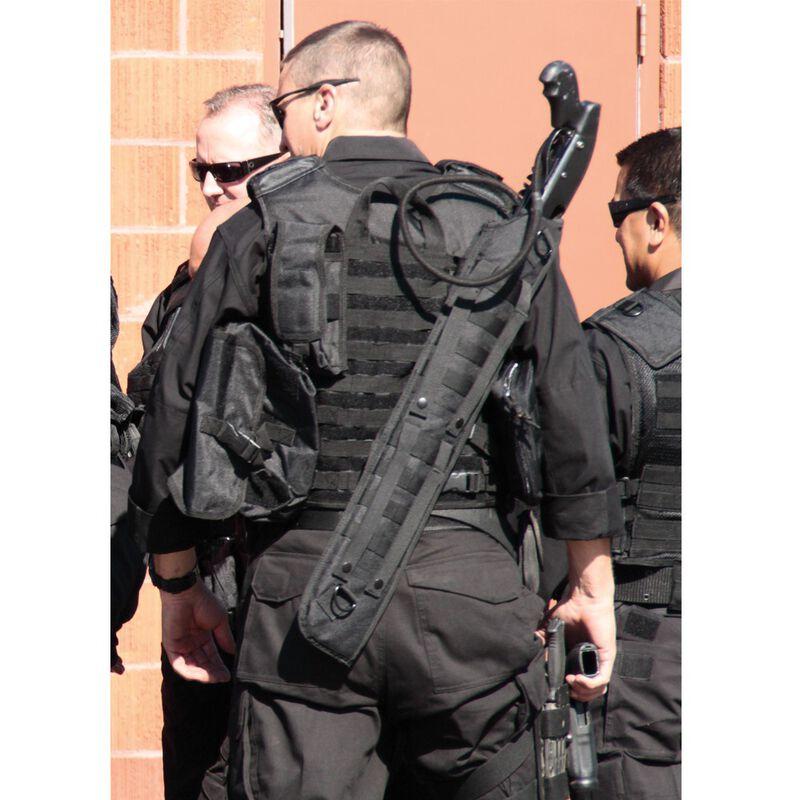 Voodoo Tactical Tactical Shotgun Scabbard Nylon Coyote 20-8914007000