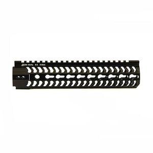 "ODIN Works AR-15 9.5"" KeyMod Free Float Forend Black"