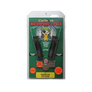 Carlson's Remington Pro Bore Waterfowl Choke Tube 12 Gauge 2 Pack 04400