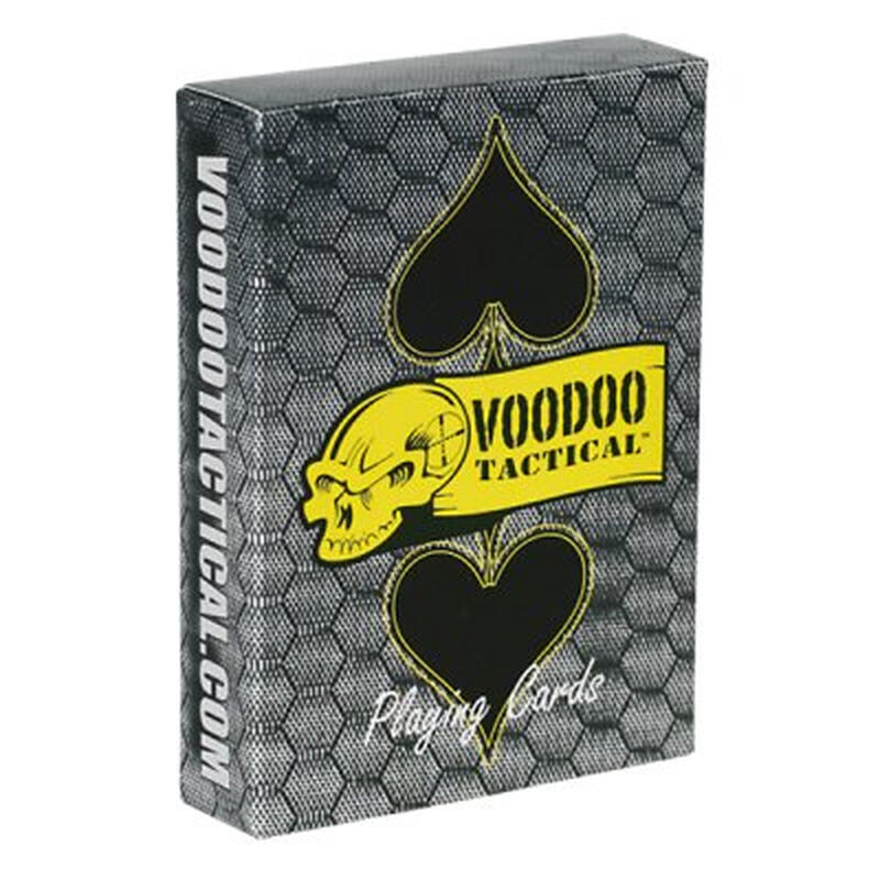 Voodoo Playing Cards Paper Cardstock