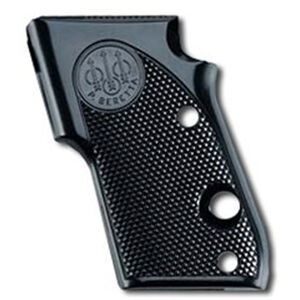 Beretta Factory Replacement Part Beretta 21 Bobcat Polymer Grip Matte Black JG21P