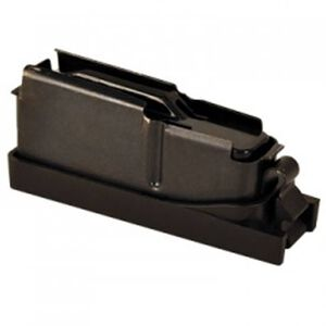 Remington Model 783 Long Action Caliber Rifle Magazine 4 Rounds .270 Winchester/.30-06 Springfield Steel Sleeve Polymer Base Plate Matte Black Finish 19523