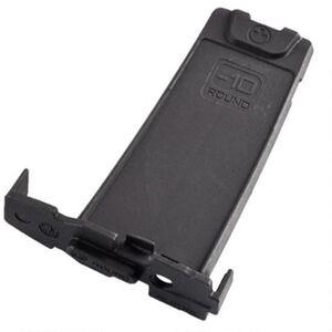 Magpul PMAG Gen 3 5.56 AR-15 Magazine 10 Round Limiter 3 Pack Polymer Black MAG286BLK