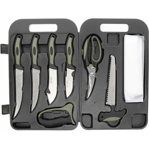 Old Timer Field Dressing Kit With 7 Tools and Carrying Case
