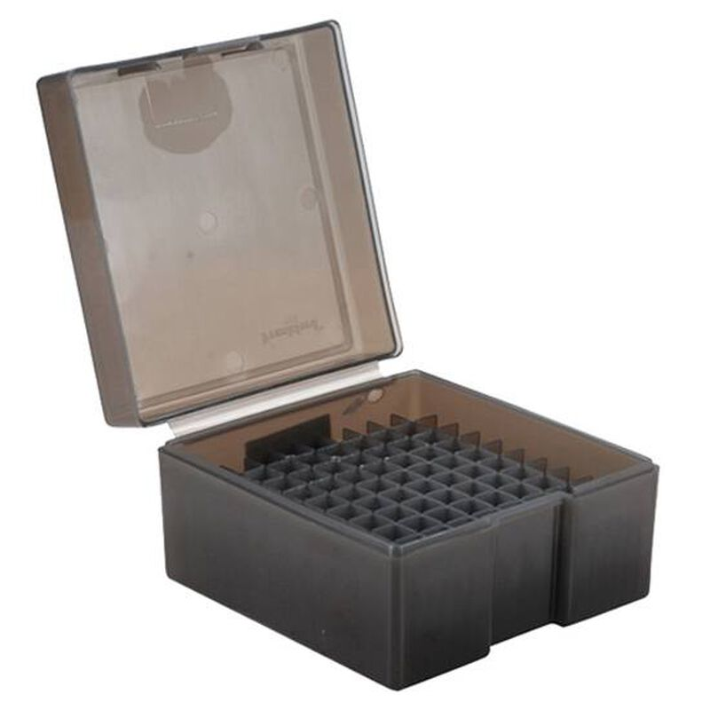 Frankford Arsenal Ammo Box 100 Rounds Gray Polymer