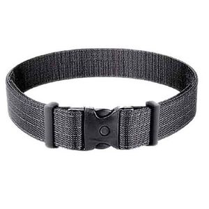 "Uncle Mike's Deluxe Duty Belt X-Large 44"" to 48"" Black Nylon"