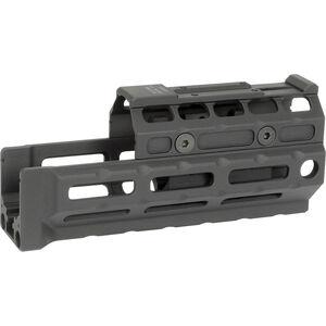 Midwest Industries Gen 2 AK-47/AK-74 Universal Hand Guard M-LOK Compatible MRO Top Cover 6061 Aluminum Matte Black