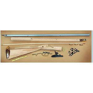"Traditions Kentucky Percussion Black Powder Rifle Kit 33.5"" Octagonal Barrel Fixed Sights KR52206"
