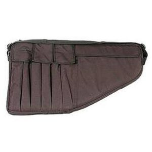 Uncle Mike's Tactical Submachine Gun Case Black 5210-1