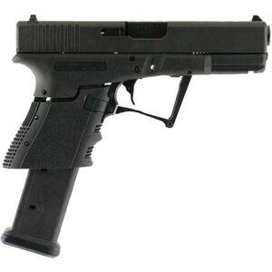 "Full Conceal M3D G19 Gen 4 9mm Luger Folding Semi Auto Pistol 21 Rounds 4.01"" Barrel Polymer Frame Black"
