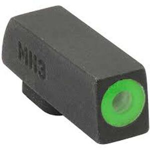 Meprolight Hyper-Bright Tritium Front Day and Night Sight Green Ring for Glock Standard Frames
