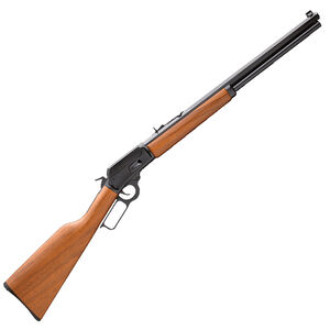 "Marlin Model 1894CB Cowboy Lever Action Rifle .38 Special/.357 Magnum 20"" Octagon Barrel 10 Round Tubular Magazine Marble Sights American Black Walnut Stock Blued Finish"