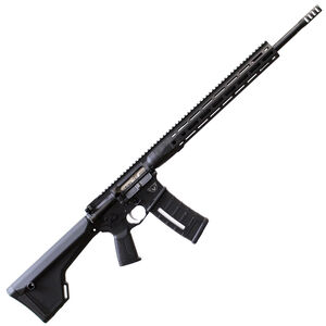 "LWRC DI .224 Valkyrie Semi Auto Rifle 20"" Barrel 30 Rounds M-LOK Rail Magpul Stock Black"