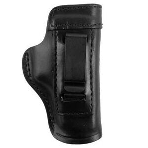 Gould & Goodrich GLOCK 19, 23, 32 Inside Waistband Holster Right Hand Leather Black B890-G19