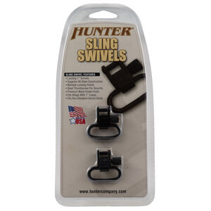 "Hunter Company Sling Swivels Fits 1"" Slings Steel Black"
