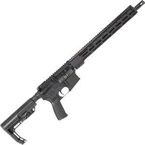 "Radical Firearms .300 Blackout AR-15 Semi Auto Rifle 16"" Barrel 30 Rounds 15"" Free Float M-LOK FCR Handguard MFT Minimalist Collapsible Stock Black"
