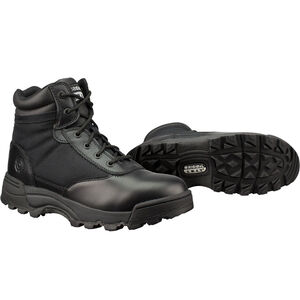 "Original S.W.A.T. Classic 6"" Men's Boot Size 8 Regular Non-Marking Sole Leather/Nylon Black 115101-8"