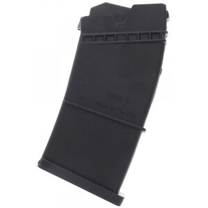 "SGM Tactical SAIGA Shotgun 5 Round Magazine 12 Gauge 2-3/4"" Shells Only Polymer Matte Black"