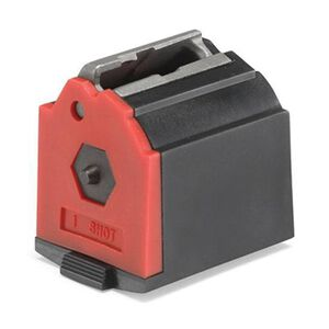Ruger 10/22 BX-1-1 Rotary Magazine .22 LR 1 Round Polymer Red 90344