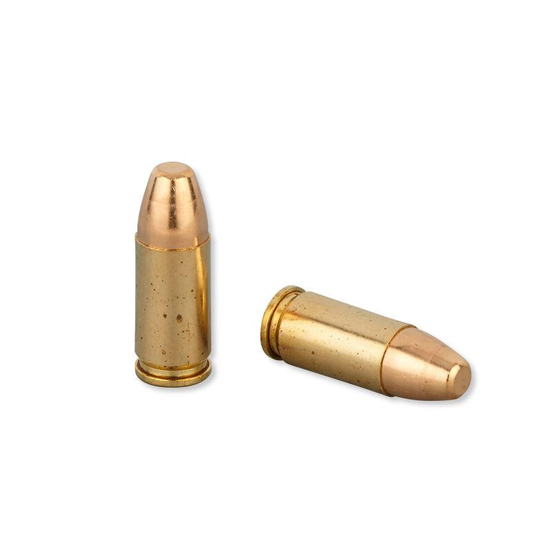 FIOCCHI 9mm Luger Ammunition 1000 Rounds Subsonic FMJ 158 Grains 9APE