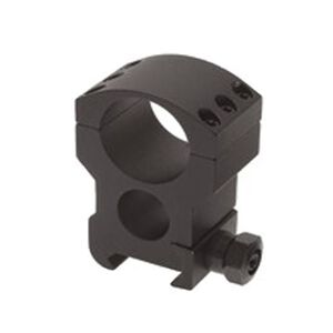 "Burris Xtreme Tactical Weaver/Picatinny Style Scope Single Ring 30mm Tube Diameter Extra High Height 1.60"" Aluminum Matte Black"