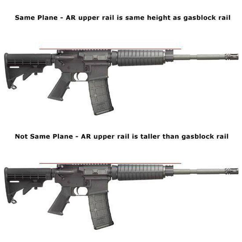AR-15 MBUS Front Flip Back Up Sight Magpul Flat Dark Earth Gen 2 Fits Mil-Spec 1913 Picatinny Rail Lightweight Polymer