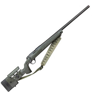 "CVA PARAMOUNT Black Powder Inline Bolt Action Rifle .45 Caliber 26"" TB Nitride Barrel and Green Synthetic Stock"