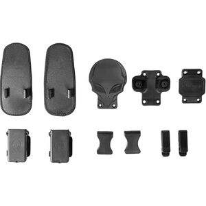 Alien Gear Cloak Double Mag Carrier IWB/OWB Double Stack .45 ACP/10mm Auto Magazines Polymer Black