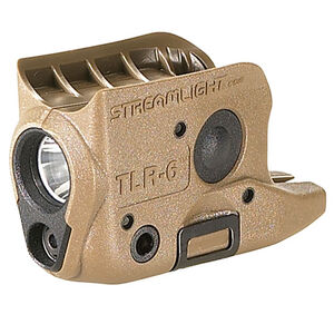 Streamlight TLR-6 Rail Mounted Light/Laser GLOCK 42/43
