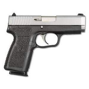 """Kahr Arms CW9 Semi Auto Handgun 9mm Luger 3"""" Barrel 7 Rounds Polymer Frame Stainless Steel Slide CW9093"""