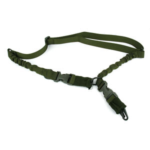 TacFire Double/Single Point Double Bungee Rifle Sling HK style OD Green SL003OD