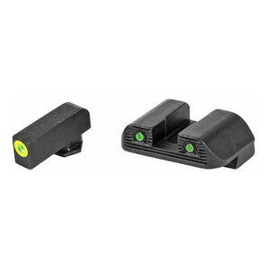 AmeriGlo Trooper Sight Glock 42/43 Green Tritium GL-822