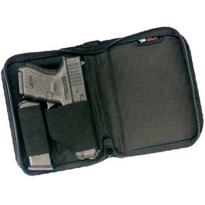 DeSantis Gunhide Easy Rider II Sub Compact Semi Automatic Pistols Discreet Carry Carrier Right Hand 1050D Senior Ballistic Nylon Black N15BAE1Z0