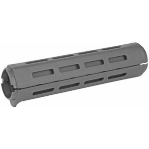 B5 Systems AR-15 Mid-Length Drop In M-LOK Hand Guard Polymer Gray
