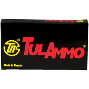 TulAmmo .50 BMG Ammunition 10 Rounds 680 Grain FMJ 2707fps
