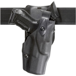 Safariland Model 6365 Springfield XD and XDm 9 and 40 Low Ride Level III Retention Duty Holster Right Hand STX Tactical Black 6365-146-131