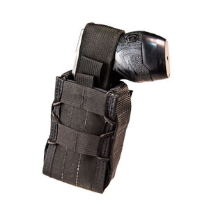 High Speed Gear Stun Gun TACO MOLLE Mount Black